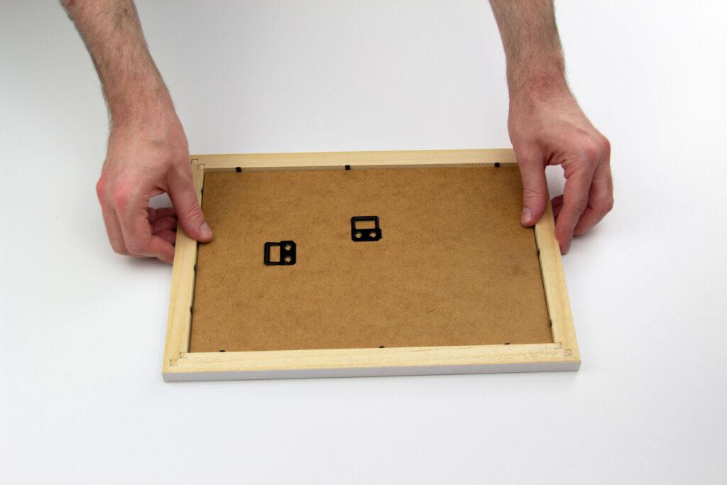 Puzzle-rahmen-montage